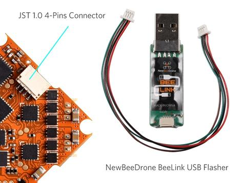 JMT Brushed Flight Control Silverware Firmware for FPV Racing Drone